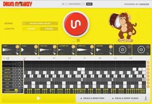 Unison Drum Monkey