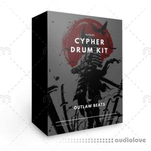 0utlaw Beats CYPHER Drum Kit