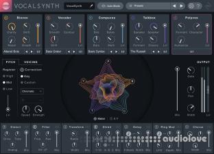 iZotope VocalSynth Pro
