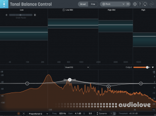 iZotope Tonal Balance Control Pro