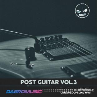 DABRO Music Post Guitar Vol.3