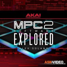Ask Video MPC 2 Software 101 MPC Software Explored