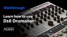 ADSR Sounds D16 Drumazon Explained