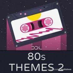 Deep Data Loops 80s Themes 2