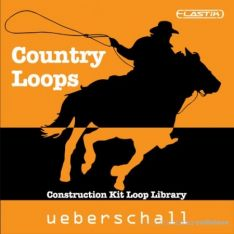 Ueberschall Country Loops