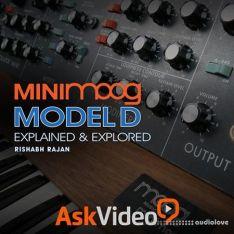 Ask Video Minimoog 101 Minimoog Model D Explained and Explored