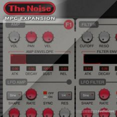 AKAI MPC Software Expansion The Noise