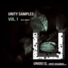 Unity Records Unity Samples Vol.1 by D-Unity