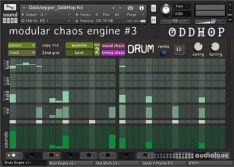 sound DUST OddHop Modular Chaos Engine #3