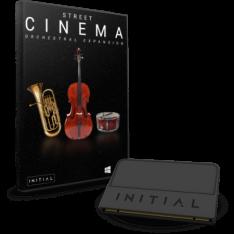 Initial Audio Street Cinema HEATUP3 EXPANSION