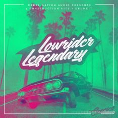 Rebel Nation Audio Lowrider Legendary