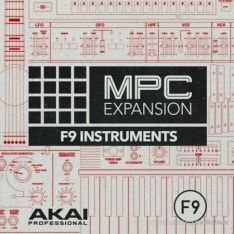 AKAI MPC Expansion F9 Instruments Collection