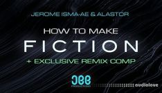 Sonic Academy How To Make Fiction with Jerome Isma-Ae