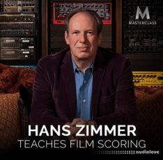 MASTERCLASS Hans Zimmer Teaches Film Scoring Class Workbook