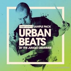 Loopmasters The Jungle Drummer Urban Beats