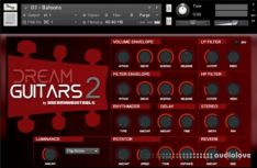 Dream Audio Tools Dream Guitars 2