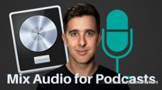 SkillShare How to Mix Audio for Tutorials and Podcast in Logic Pro X