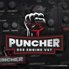 Industry Kits Puncher 808 Engine VST