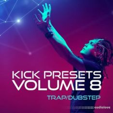 Sonic Academy KICK 2 Vol.8 Trap and Dubstep