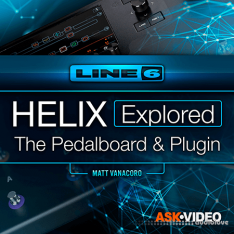 Ask Video Line 6 Helix 101 Helix Explored The Pedalboard and Plugin
