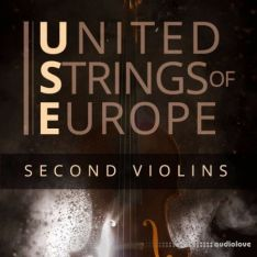 Auddict United Strings of Europe: Second Violins