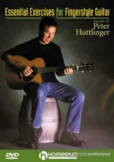 Homespun Essential Exercices for Fingerstyle Guitar with Peter Huttlinger