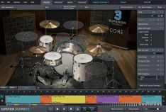 Toontrack Superior Drummer 3 SDX Factory Content