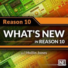 MacProVideo Reason 10 100 What's New in Reason 10