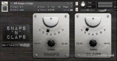 Rhythmic Robot Audio Snarps N Claps