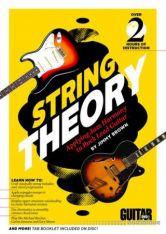 String Theory Applying Jazz Harmony to Rock Lead Guitar