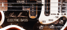 Adam Monroe Music Electric Bass
