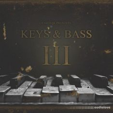 Cardiak Presents Keys and Bass 3