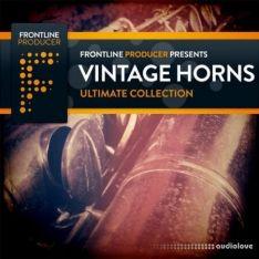 Frontline Producer Vintage Horns Ultimate Collection
