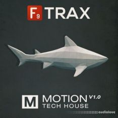 F9 Audio F9 Trax Motion V1 Tech House
