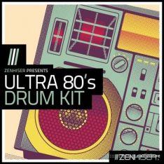 Zenhiser Ultra 80's Drum Kit