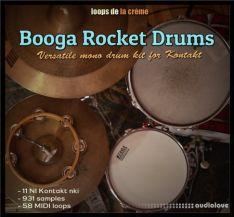 Loops De La Creme Booga Rocket Drums