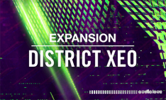 Native Instruments Expansion DISTRICT XEO
