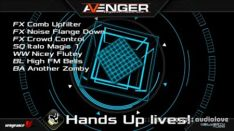 Vengeance Sound Avenger Expansion pack HandsUp Lives!
