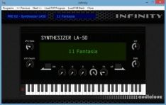 Irish Acts Studio PRE 02 Synthesizer LA-50 Expansion