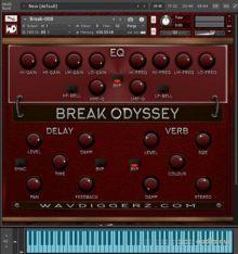 Wavediggerz Break Odyssey