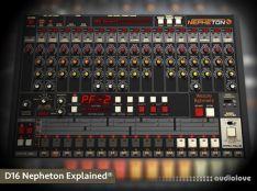 Groove3 D16 Nepheton Explained
