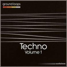 Ground Loops Techno Volume 1