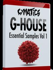 Cymatics G-House Essential Samples Vol.1