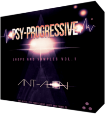 Speedsound Ant-Alien Psy-Progressive Loops Samples 1