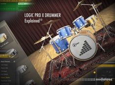 Groove3 Logic Pro X Drummer Explained