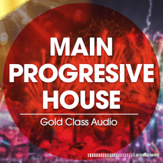 Gold Class Audio Main Progressive House