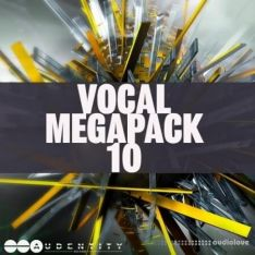 Audentity Records Vocal Megapack 10