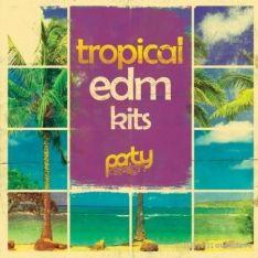 Party Design Tropical EDM Kits 1