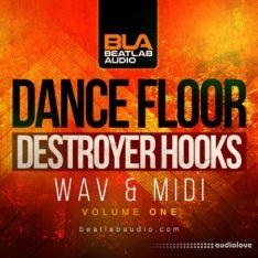 Beatlab Audio Dancefloor Destroyer Hooks Vol.1