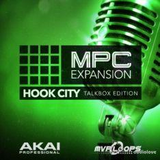 AKAI MPC Expansion Hook City Talkbox Edition
